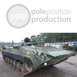 BMP-1 tank