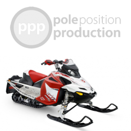 Lynx Pro 600RE Snowmobile