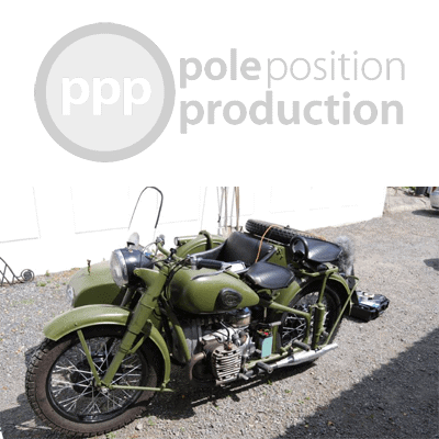 Ural M72 1943 Pole Position Production