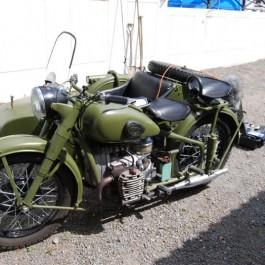 Ural M72 1943