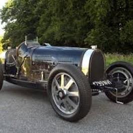 Bugatti Model 51 1931