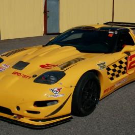 Corvette C6 racecar