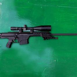 Barrett M98B .338 Lapua