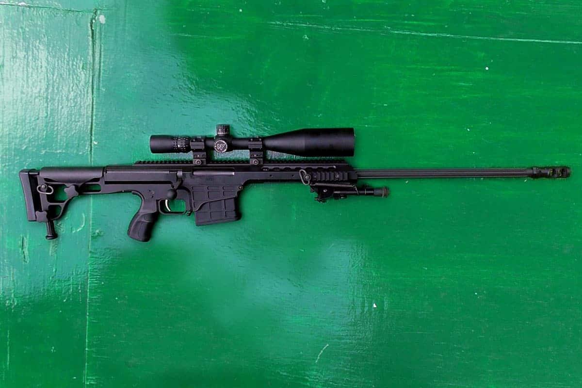 Barrett M98b 338 Lapua Pole Position Production