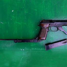 Beretta 93R 9mm