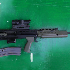 Enfield L85 Rifle 5.56mm