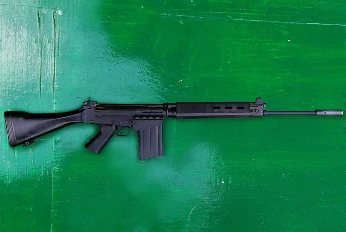 FN FAL 7 62x51mm