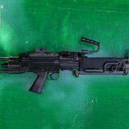 Heckler & Koch MG4 5.56mm