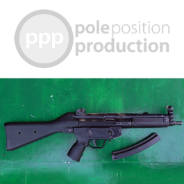 Heckler & Koch MP5 9mm