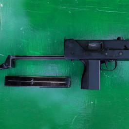 Ingram M10 9mm
