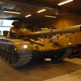 T-72 Russian tank