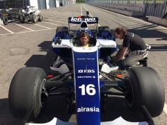 F1-Rakt-framifrån