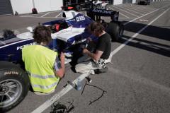F1-under-arbete