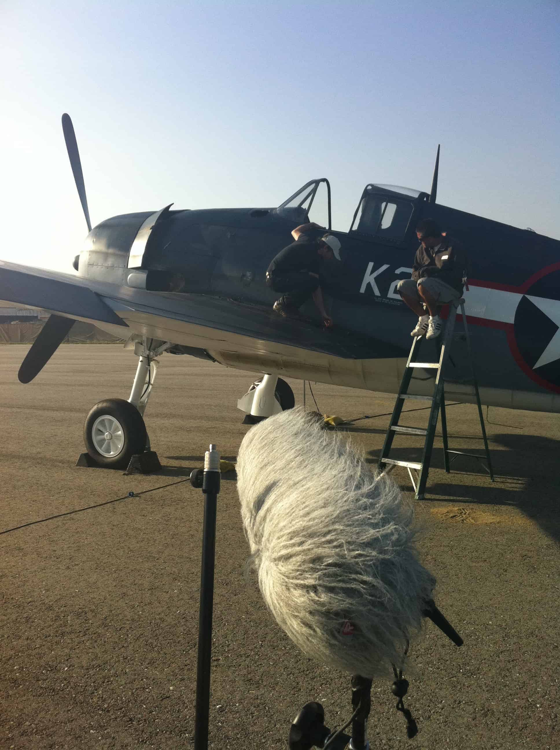 Grumman F6F Hellcat – Pole Position Production