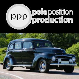 Volvo PV831 1954