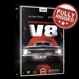 Cars V8 - Fully Rigged